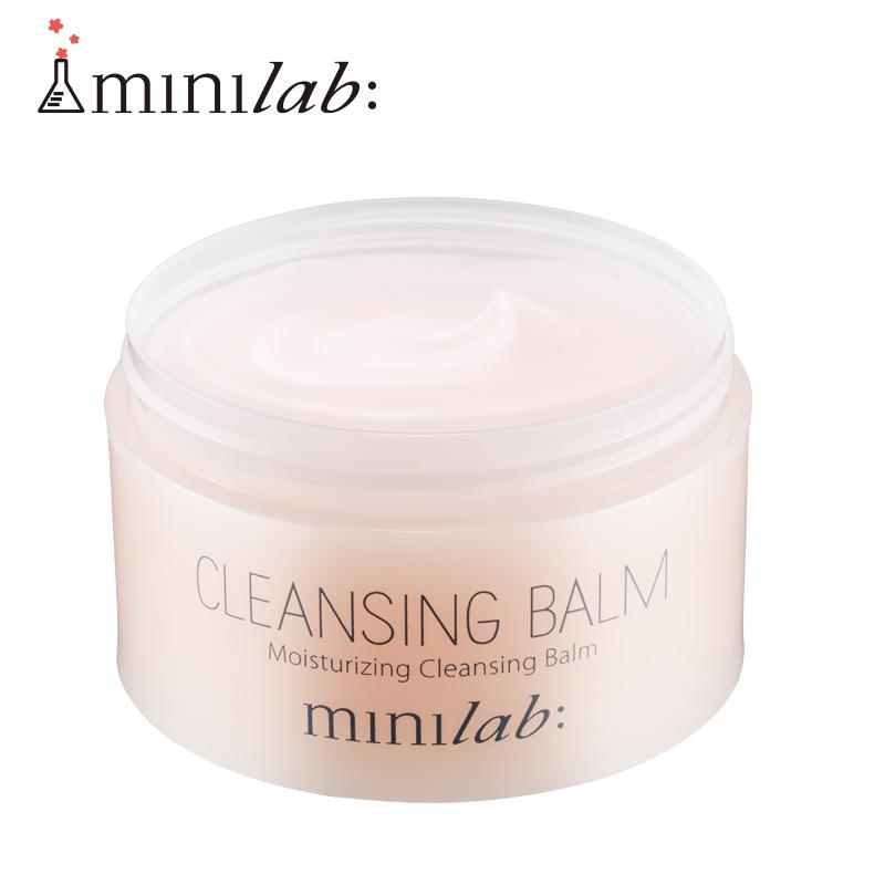 迷你minilab盈润卸妆膏深层清洁脸部温和无刺激彩妆淡妆眼唇95g