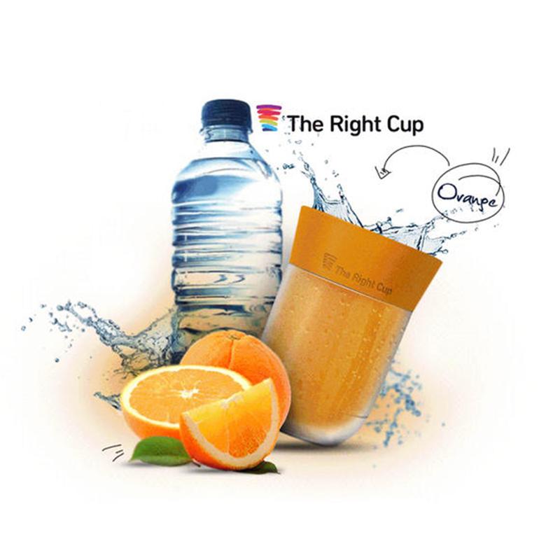 The Right Cup神奇气味杯饮水变果汁魔力饮料可乐水杯创意