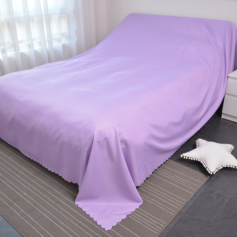 床沙发家具柜子多用防尘布盖巾布艺防尘罩遮灰遮尘大盖布布料家用