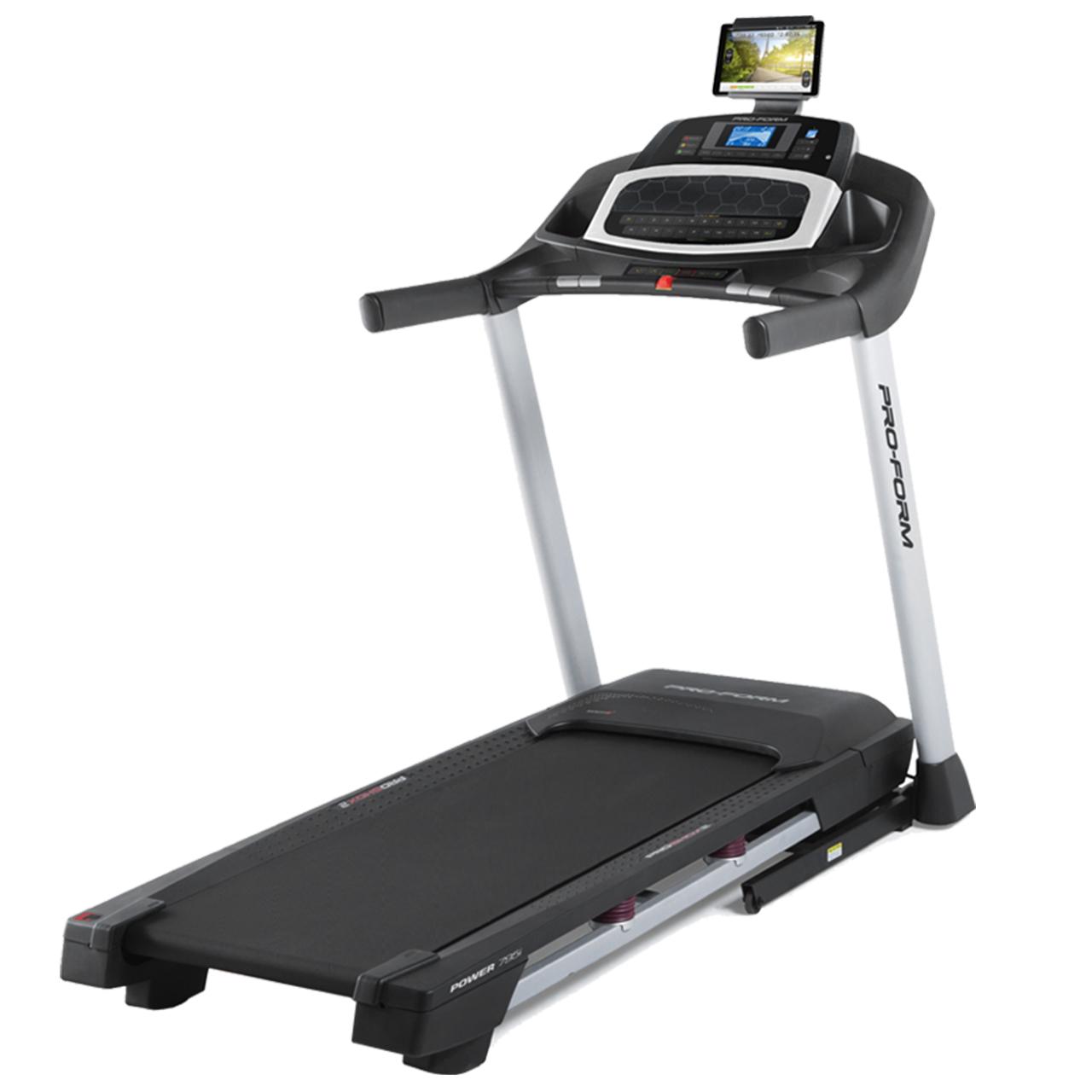 美国icon爱康跑步机家用款 电动家用高端豪华静音折叠健身房P795