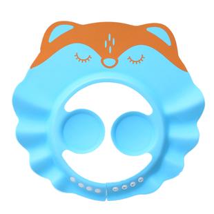 宝宝洗头神器护耳洗头帽可调节婴儿童小孩幼儿防水洗澡洗发帽浴帽