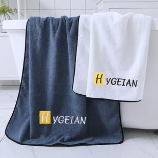 浴巾家用成人男女士比纯棉全棉吸水速干不易掉毛情侣夏可穿大裹巾