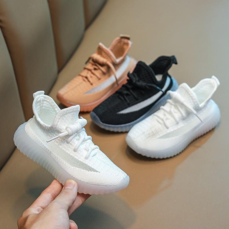童鞋儿童椰子鞋女童鞋2021春夏季幼儿园男童鞋子网面透气宝宝单鞋