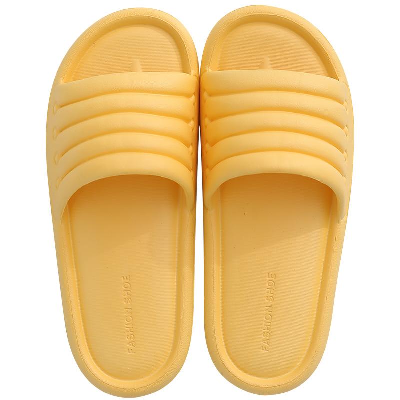 买一送一拖鞋女软底室内防滑家居家用情侣男不臭脚浴室凉拖鞋夏天