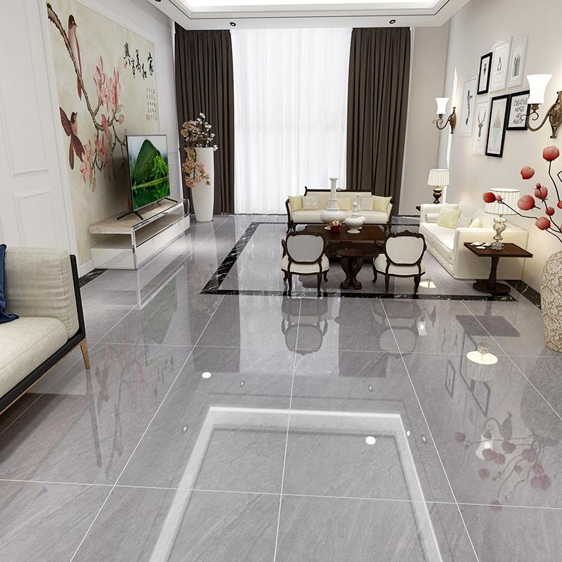 负离子通体大理石瓷砖600x1200客厅过道楼梯间地板砖墙面砖釉面砖