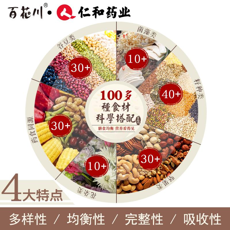 仁和159代餐粉素食全餐正品官网佐粗粮丹力五谷杂粮辟谷营养粥