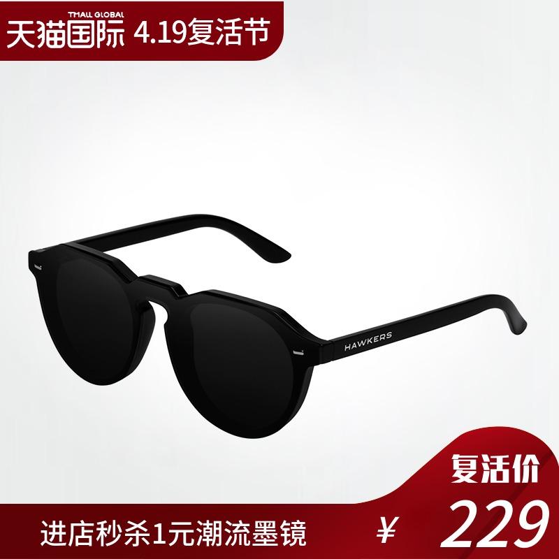 Hawkers男女太阳眼镜ins个性防紫外线小脸开车gm司机墨镜 VWTR01