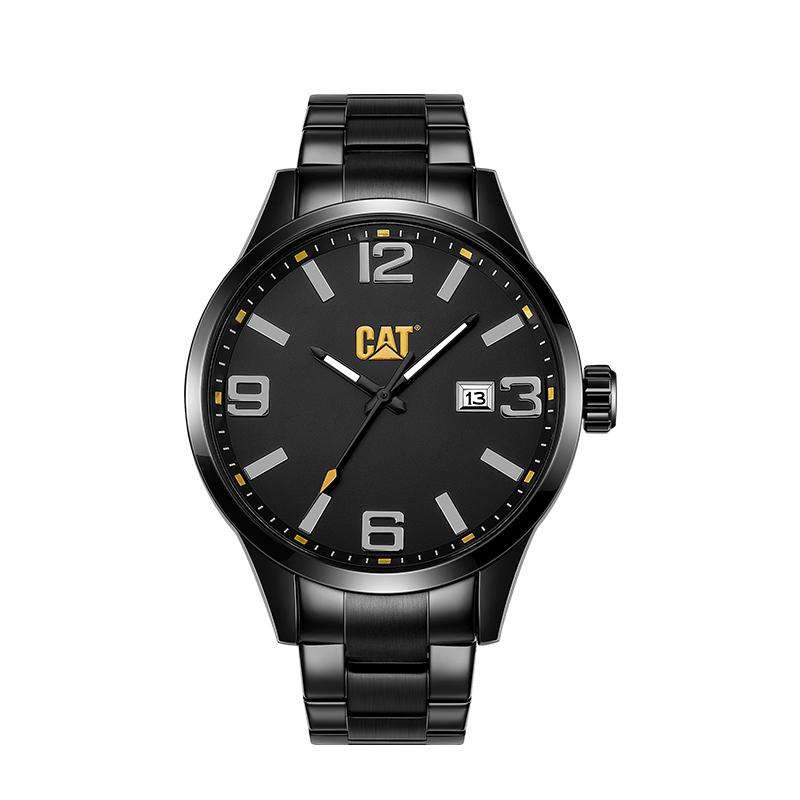Cat卡特彼勒男士手表休闲大表盘正品腕表防水石英表特种兵军表M01