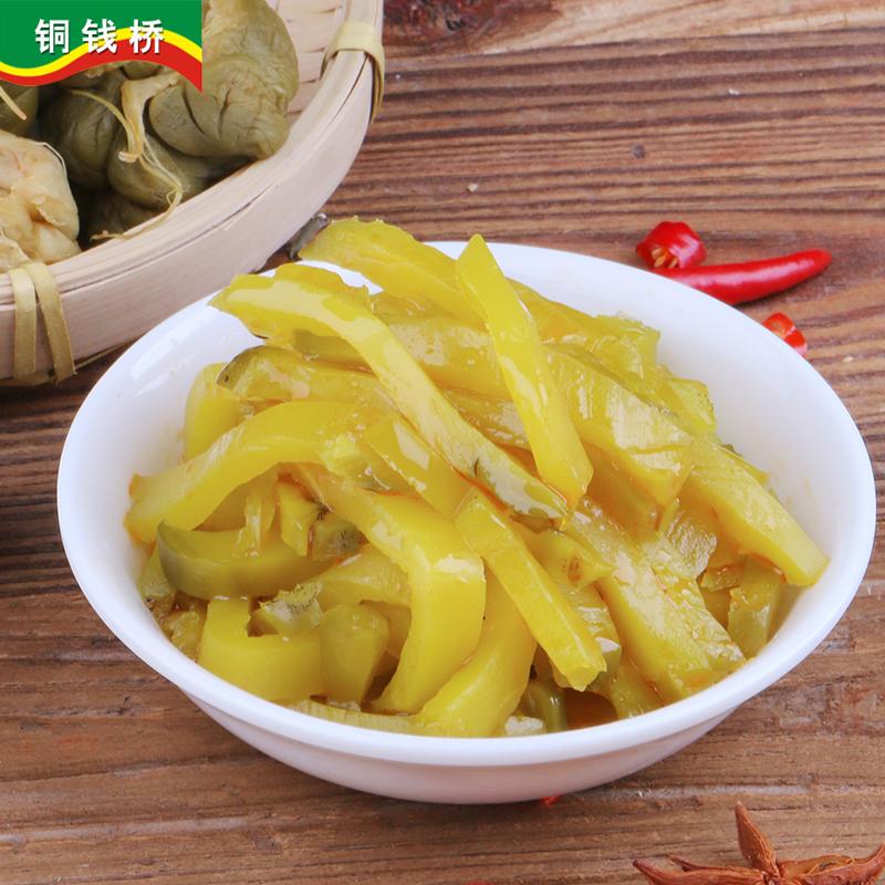 铜钱桥榨菜丝余姚特产小包装学生下饭菜咸菜东北口味小菜40g*50袋