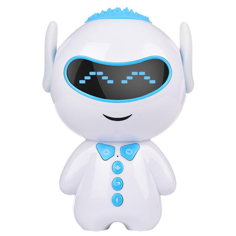 喵王 儿童智能陪伴早教机器人玩具Ai智能语音对话学习机器人智能英语学习机益智互动儿童教育学习早教机器人