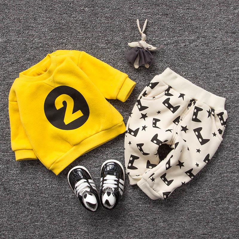 女婴儿童春秋装卫衣上衣服男童宝宝外套装小童0岁1春装2女童3秋季