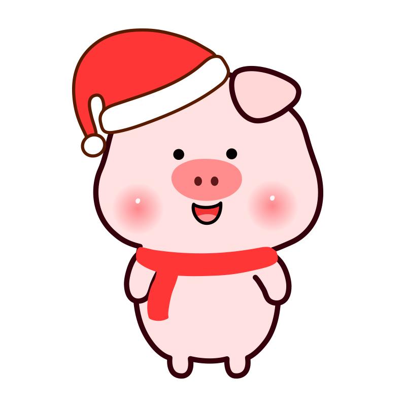 现货 可爱小笨猪玩偶公仔 小笨猪公仔 正版自营