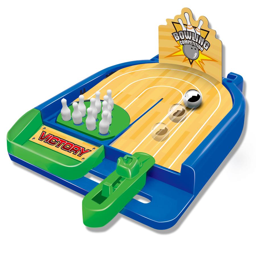 幼儿园童玩具保龄球室内动手益智迷你亲子游戏男女孩3-4-5-6周岁