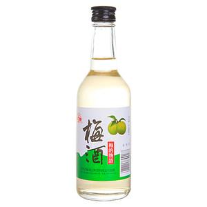 古越龙山绍兴果酒青梅酒330ml/瓶聚会用低度配制酒青梅酿女生可喝
