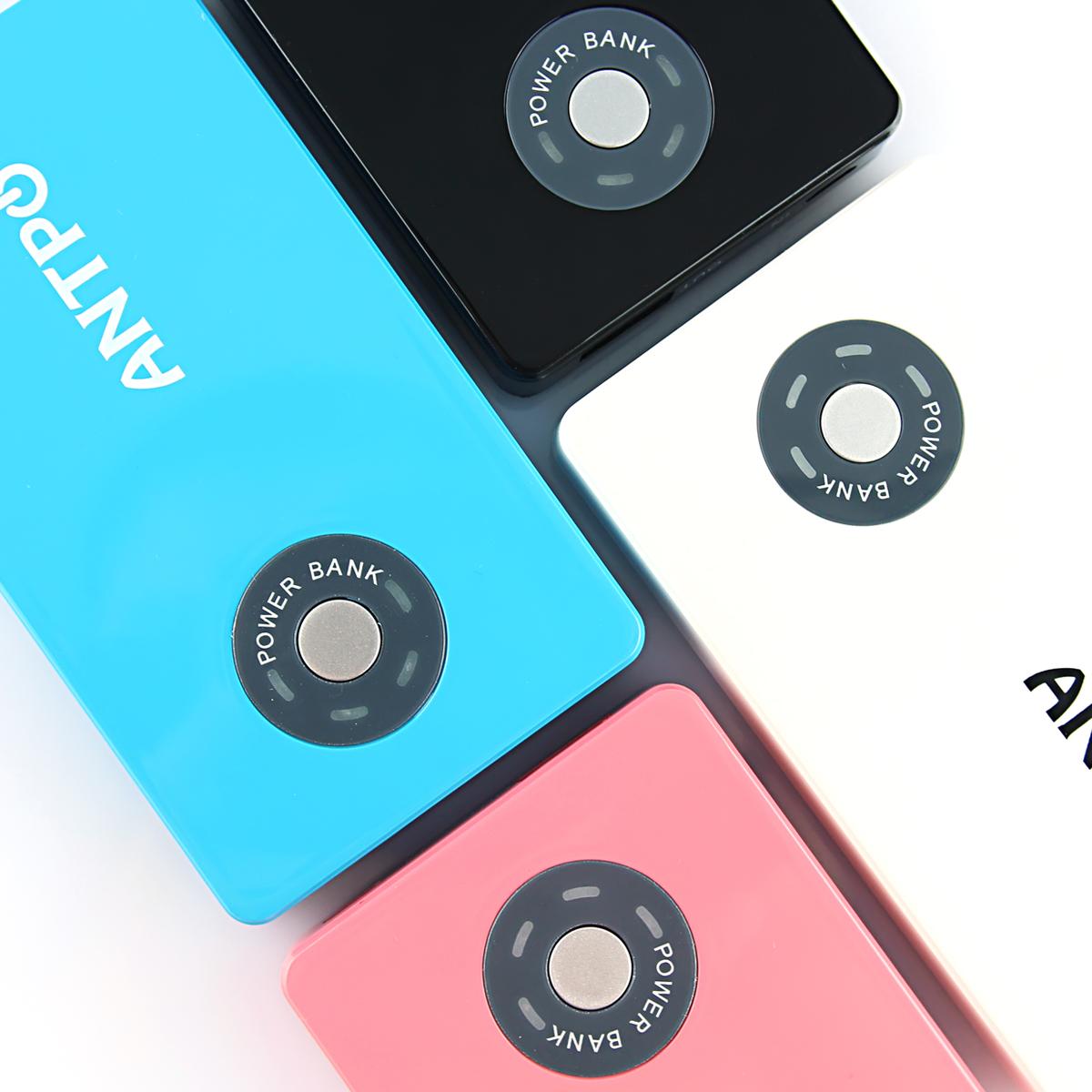 安能泰充电宝超薄小巧迷你通用聚合物手机移动电源苹果专用小米