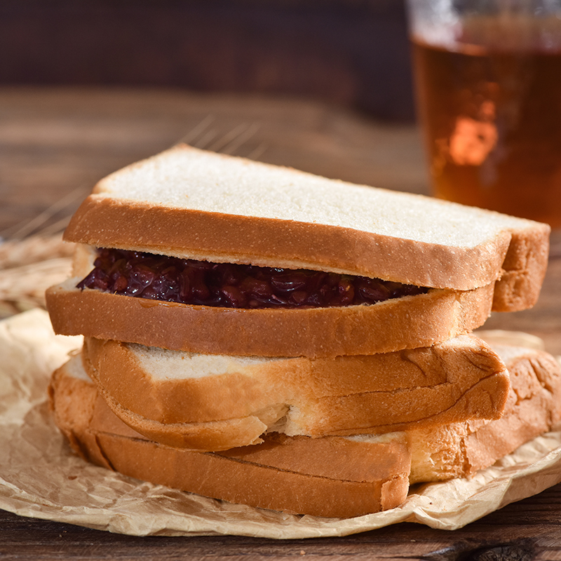 泓一 紫米面包 400克