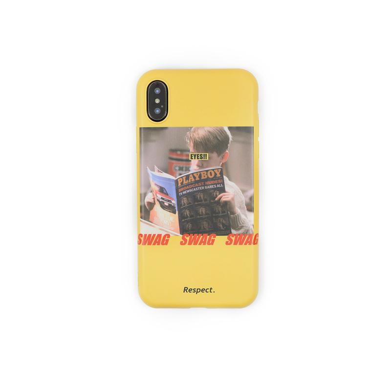 原创意恶搞小男孩iPhone7plus苹果xs max/xr手机壳8全包保护套潮6