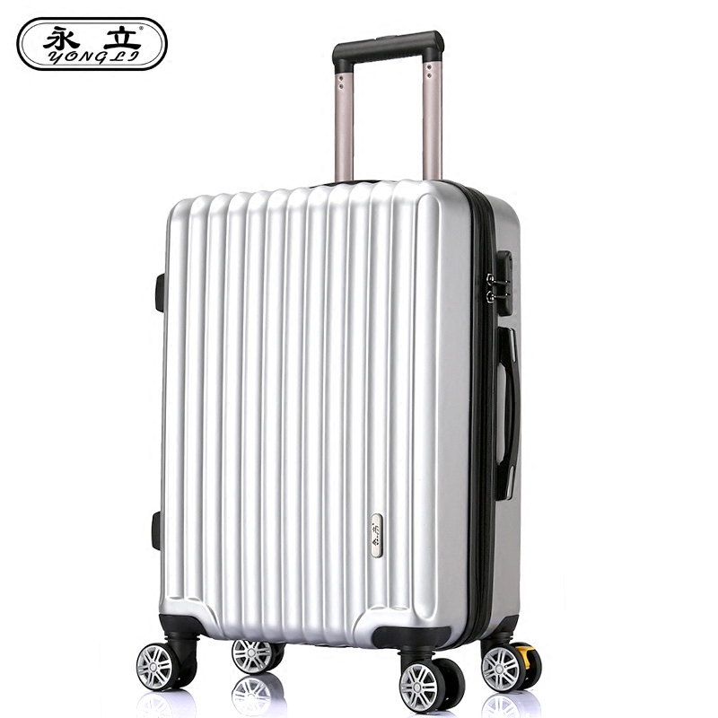 永立拉杆箱学生密码旅行箱铝框行李箱男皮箱子手拉箱20寸24寸28寸