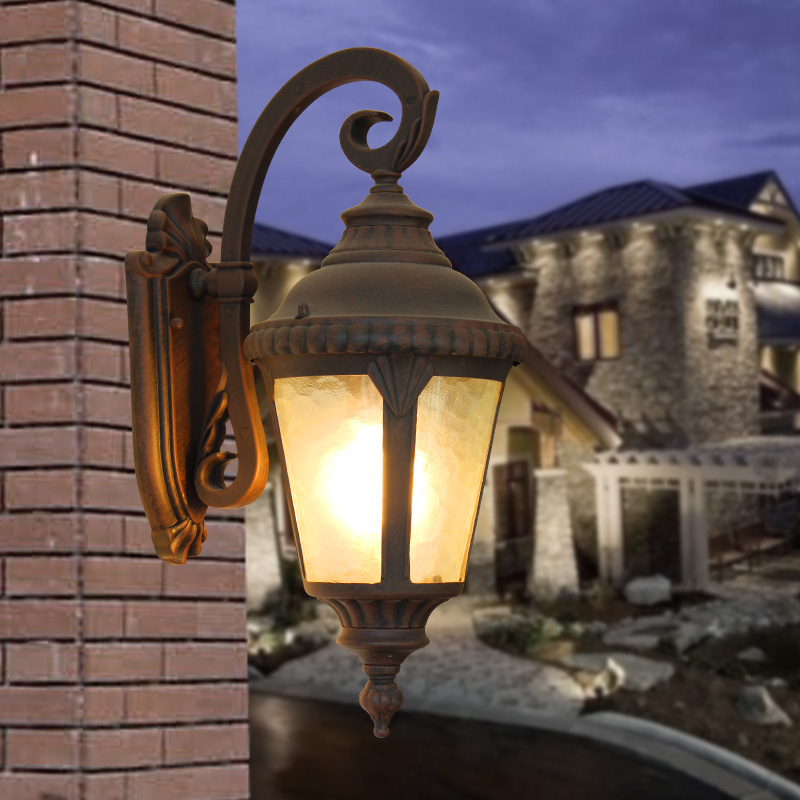 Buy Outdoor Wall Lamp Wall Lamp Wall Lamp Outdoor Lights Waterproof Lights  Balcony Lights Corridor Lights Garden Lights Garden Wall Lamp Wall Lamp  Wall Lamp ...