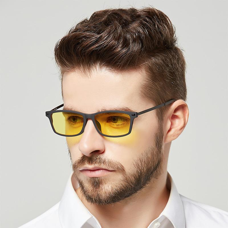 海诗迈德 防蓝光眼镜男女通用游戏护目平光镜TR眼镜情侣款