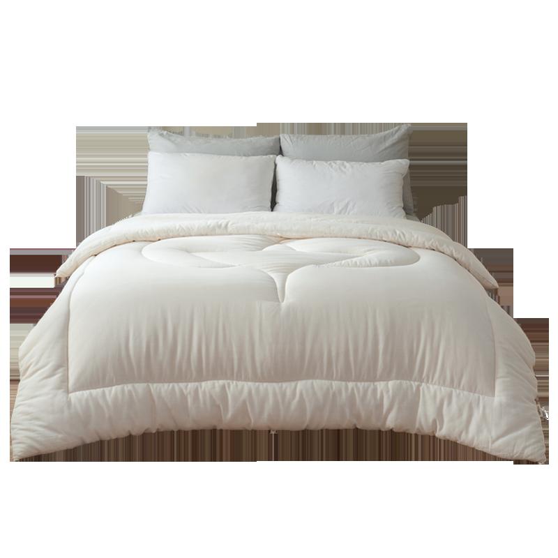 大朴新疆棉被天然纱布棉花被冬季加厚保暖被芯双人全棉学生冬被