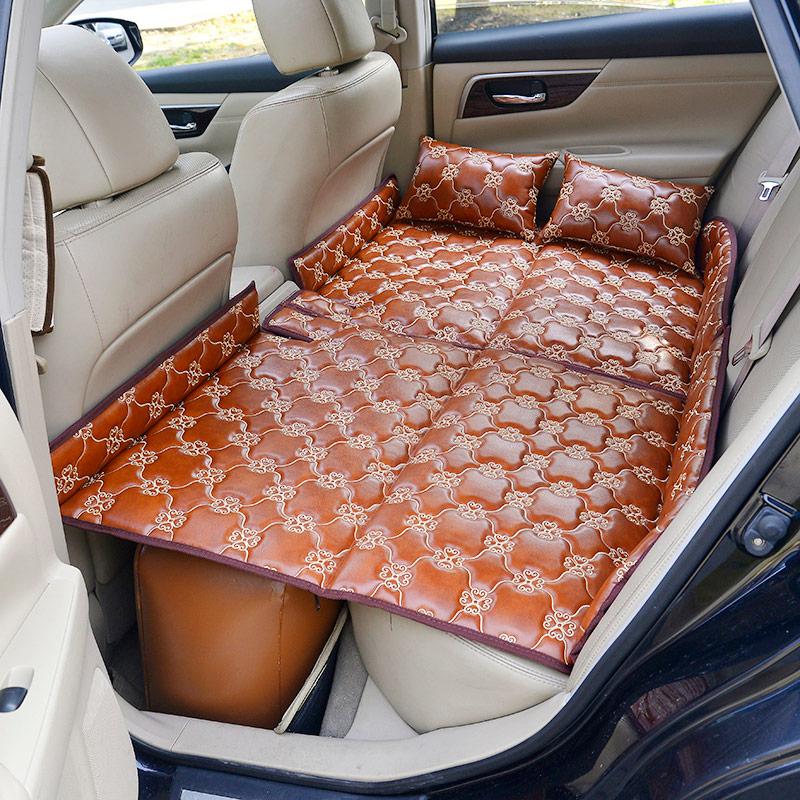 汽车用品睡垫车载非充气旅行折叠床后排气垫车震床suv后座车中床