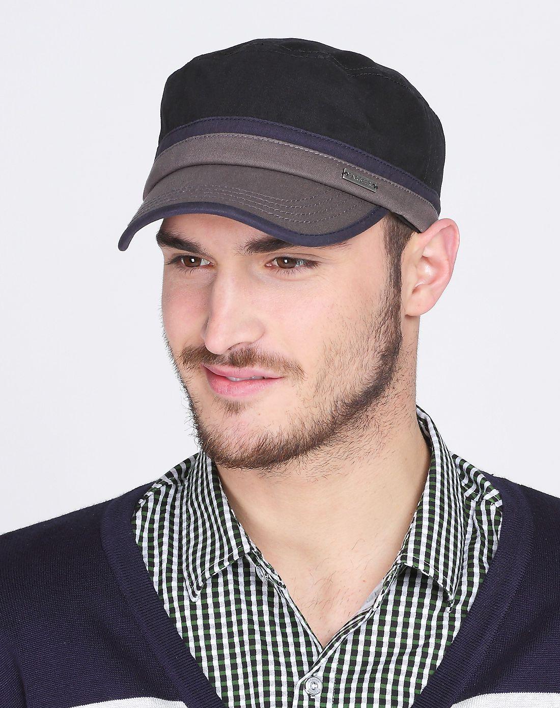VEC帽子男女款 韩版户外时尚休闲纯色鸭舌帽