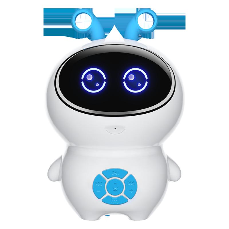 古讴卡儿童智能早教机器人宝宝教育学习陪伴益智小度ai高科技多功能小谷云人工语音对话男女孩玩具wifi故事机