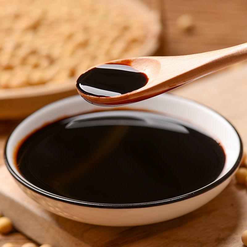 酿造酱油味极鲜5斤生抽家用调味料凉拌菜炒菜调料