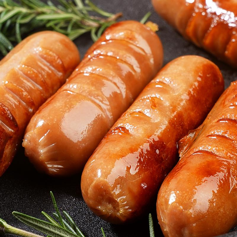 <span>白菜!</span>80%含肉率,大希地 火山石烤肠 3斤30根