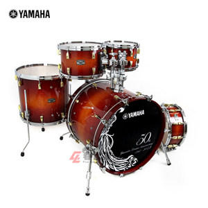 春雷乐器 YAMAHA 50th Anniversary Kit Birdseye Maple 限量套鼓