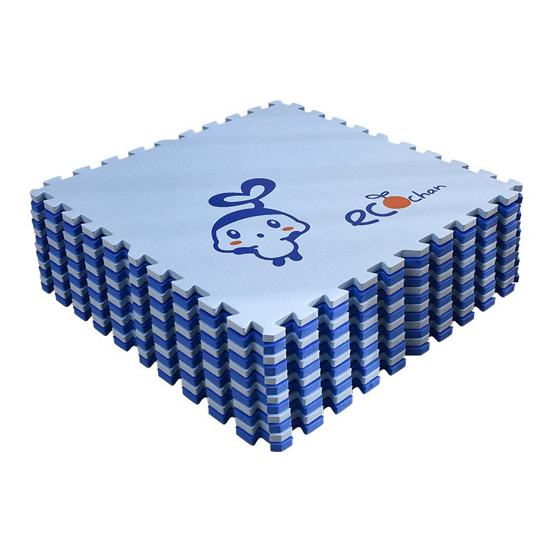 泡沫拼接地垫婴幼儿童爬行垫榻榻米家用客厅卧室地板垫海绵垫加厚