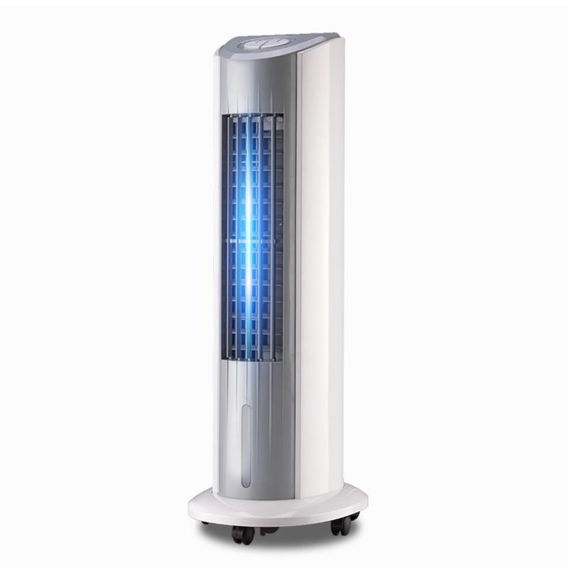 双富空调扇塔式制冷电风扇家用卧室冷风机小型冷风扇落地移动风扇