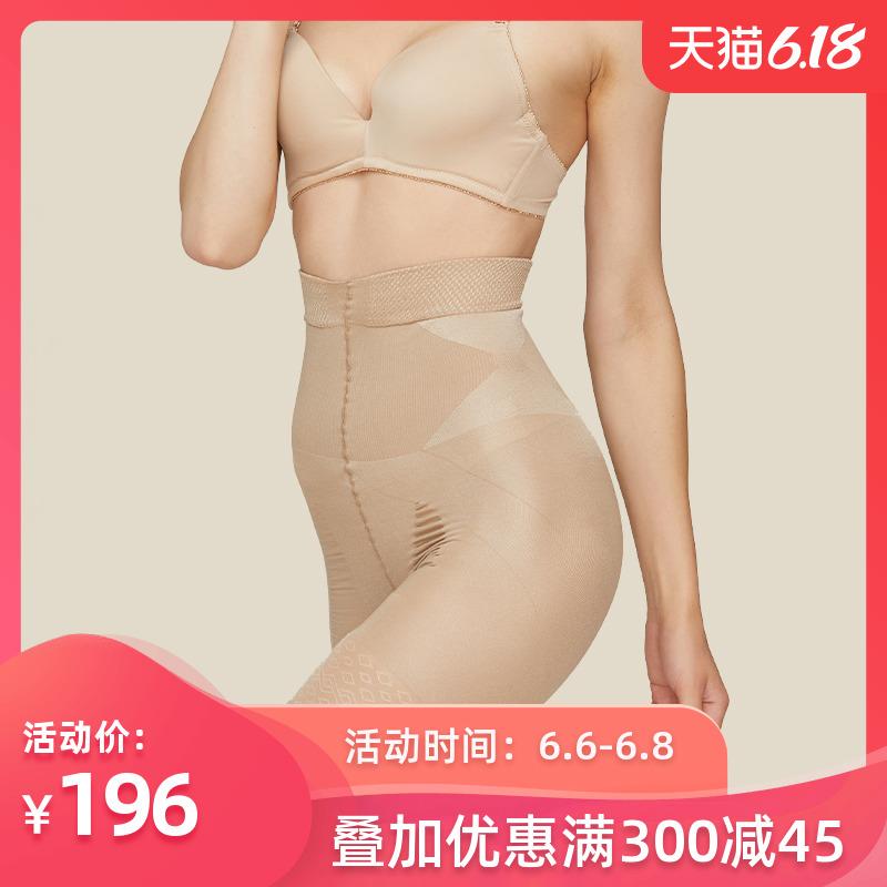 意大利制提臀裤女梦企觉翘臀神器塑身形收腹束腰瘦腿薄款高腰日本