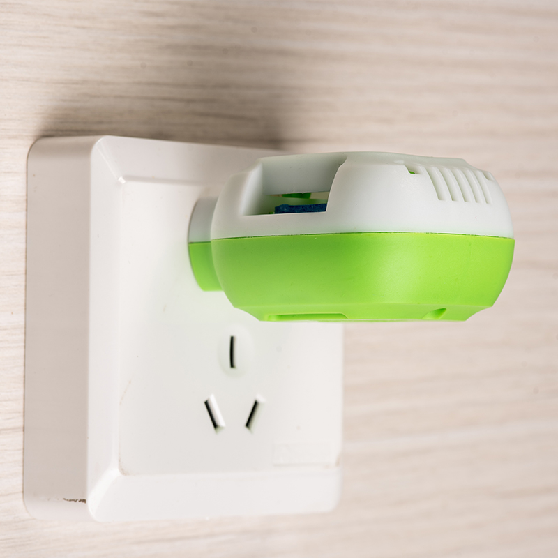 电热蚊香片加热器 宾馆酒店家用插电头驱蚊灭蚊蚊香器1个装通用型