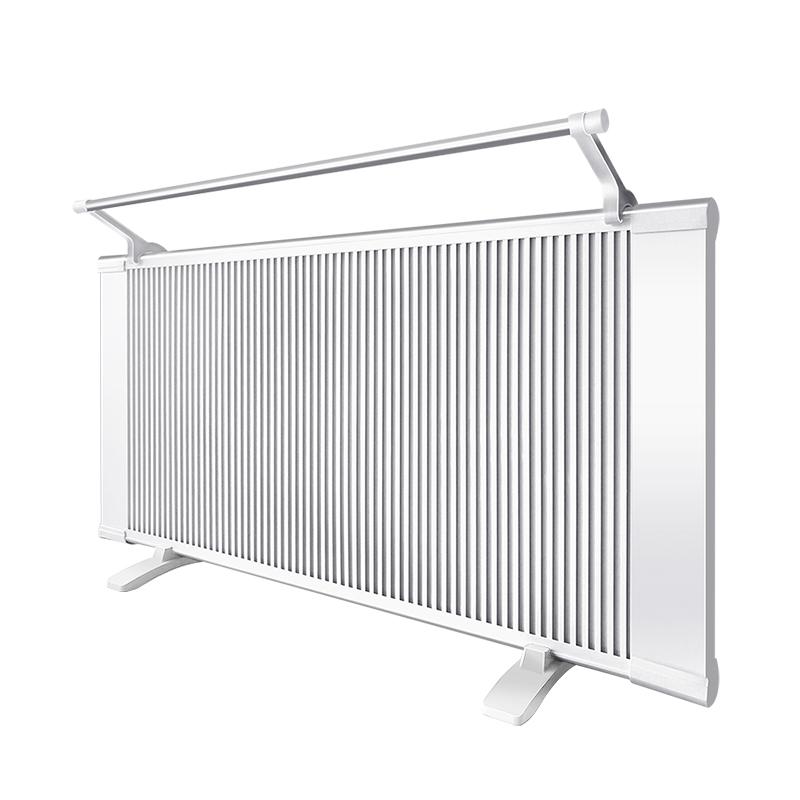 多朗碳晶取暖器家用电暖气片节能省电速热壁挂式墙暖碳纤维电暖器
