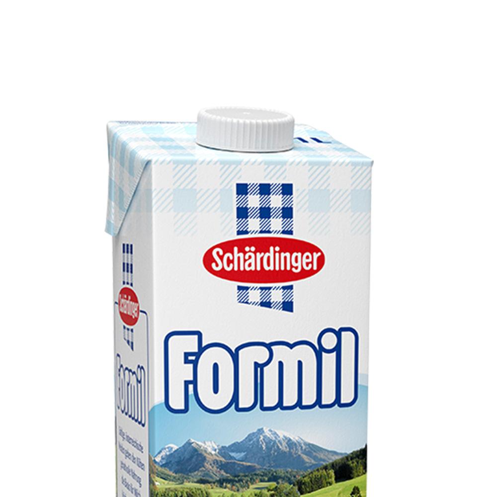 限88VIP:Schardinger 莎丁格 进口牛奶脱脂 1L*12盒