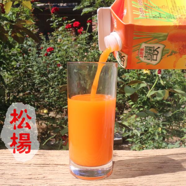 胡萝卜汁12盒压榨果蔬饶阳特产绿色饮品代餐饮上好佳喜奥整箱包邮图片