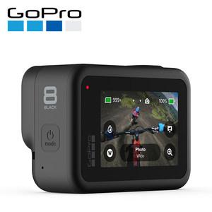 GoPro Hero8 Black数码摄像机高清4k运动相机vlog摩托车防抖相机