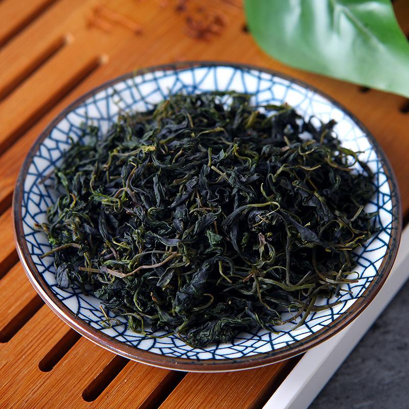 小叶苦丁茶青山绿水 野生特级嫩芽复活茶散装赛贵州余庆特产发酵图片
