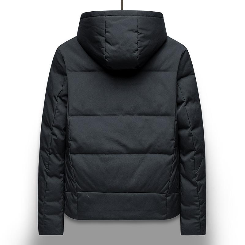 ERRAGE 棉衣男士新款棉袄冬季修身2018冬季款加厚保暖棉服外套男