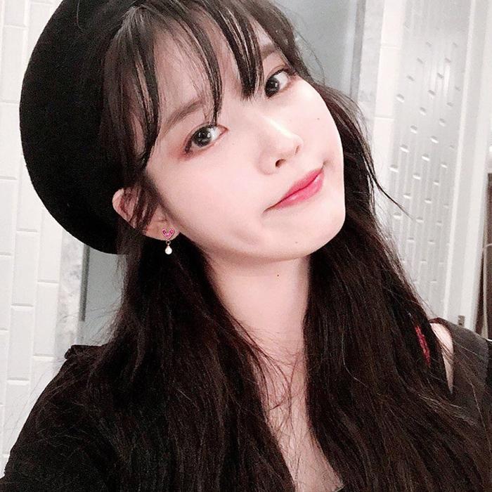 小红爱心气质耳环简约韩版网红饰品小清新心型个性特惠学生女耳钉