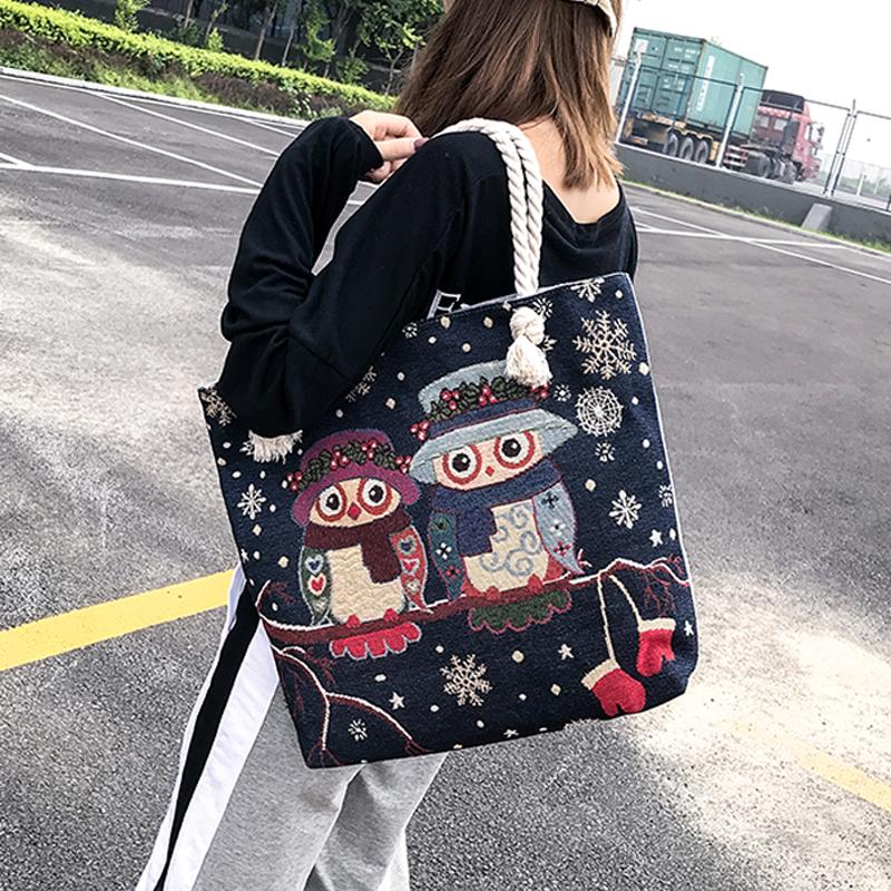 2018新款夏季包包女新款潮韩版百搭单肩斜跨包小猫手提女包