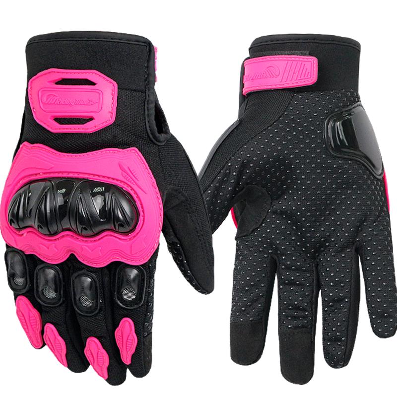 摩托车骑车触屏手套全指四季防滑保暖薄款防风防水男装备户外新品