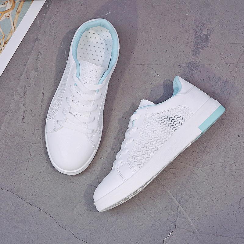 小白鞋厚底夏季运动鞋女小熊鞋老爹春季女鞋子2019新款潮韩版女鞋