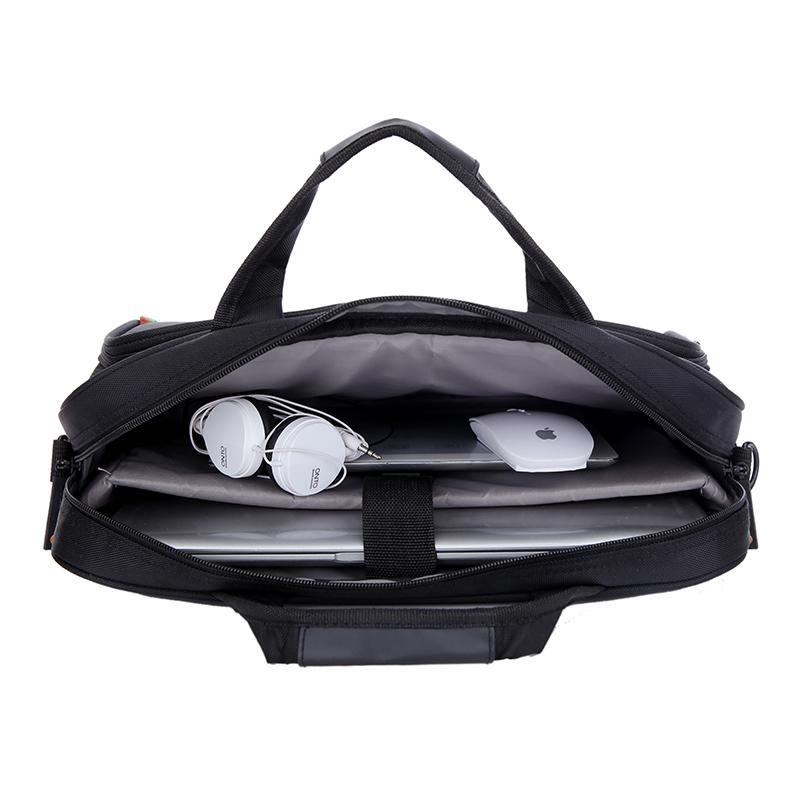 联想苹果戴尔华硕笔记本电脑包14寸15.6寸17寸商务手提单肩防震