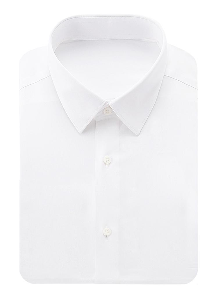 诺贝奥白衬衫男短袖DP免烫长袖纯棉商务防皱职业正装修身男士衬衣
