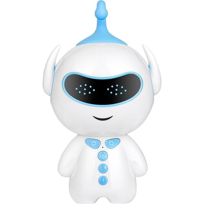 凯尔步智能机器人玩具对讲AI人工学习机大小白小胖高科技语音大小男女孩陪伴儿童教育学习早教机