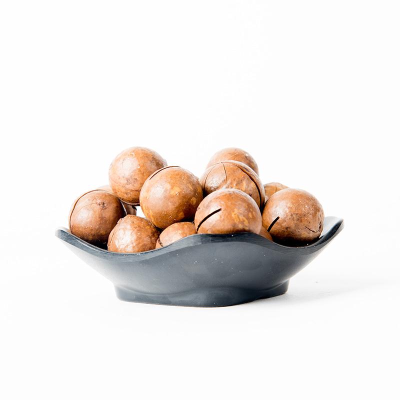 坚果炒货孕妇零食干果澳洲夏威夷果奶油味2罐装包邮送开口器