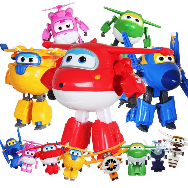 奥迪双钻超级飞侠大变形飞机机器人玩具乐迪多多小爱圆圆朗朗米克